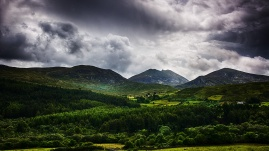 The Mournes, Irland