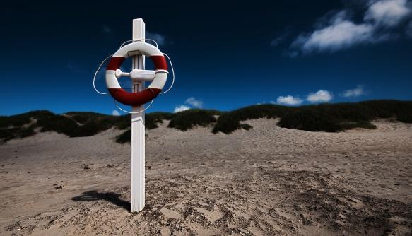 Henne Strand, vesterhavet